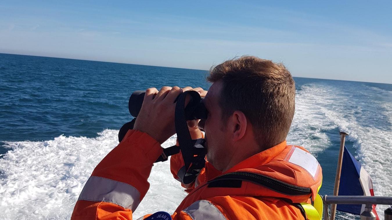 La Société nationale de sauvetage en mer de Dunkerque a participé aux recherches pour retrouver deux plongeurs belges disparus au large de Dunkerque.