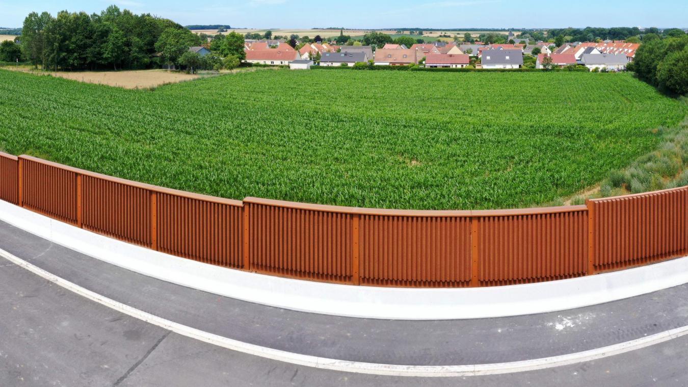 La rocade d'Agny sera inaugurée le 24 septembre