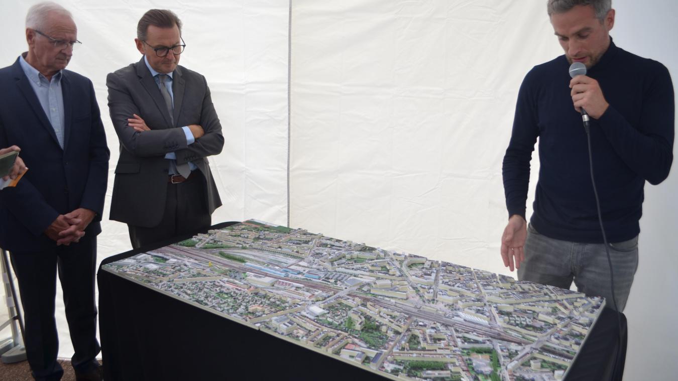Le Master plan de la gare est enclenché avec le lancement de la concertation. Chacun peut y participer.