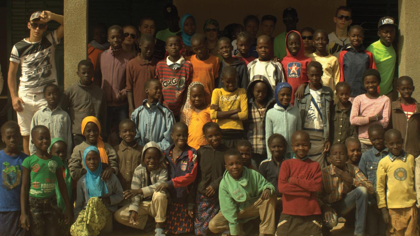 Le partenariat entre Kobongoye 1 et la Ville de Saint-Étienne-au-Mont existe depuis 1995-1996.