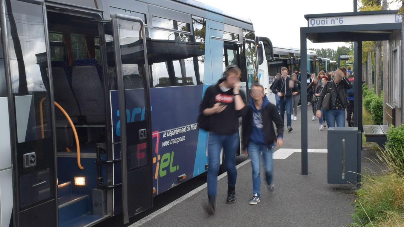 Tout un territoire touché par des changements dans les bus
