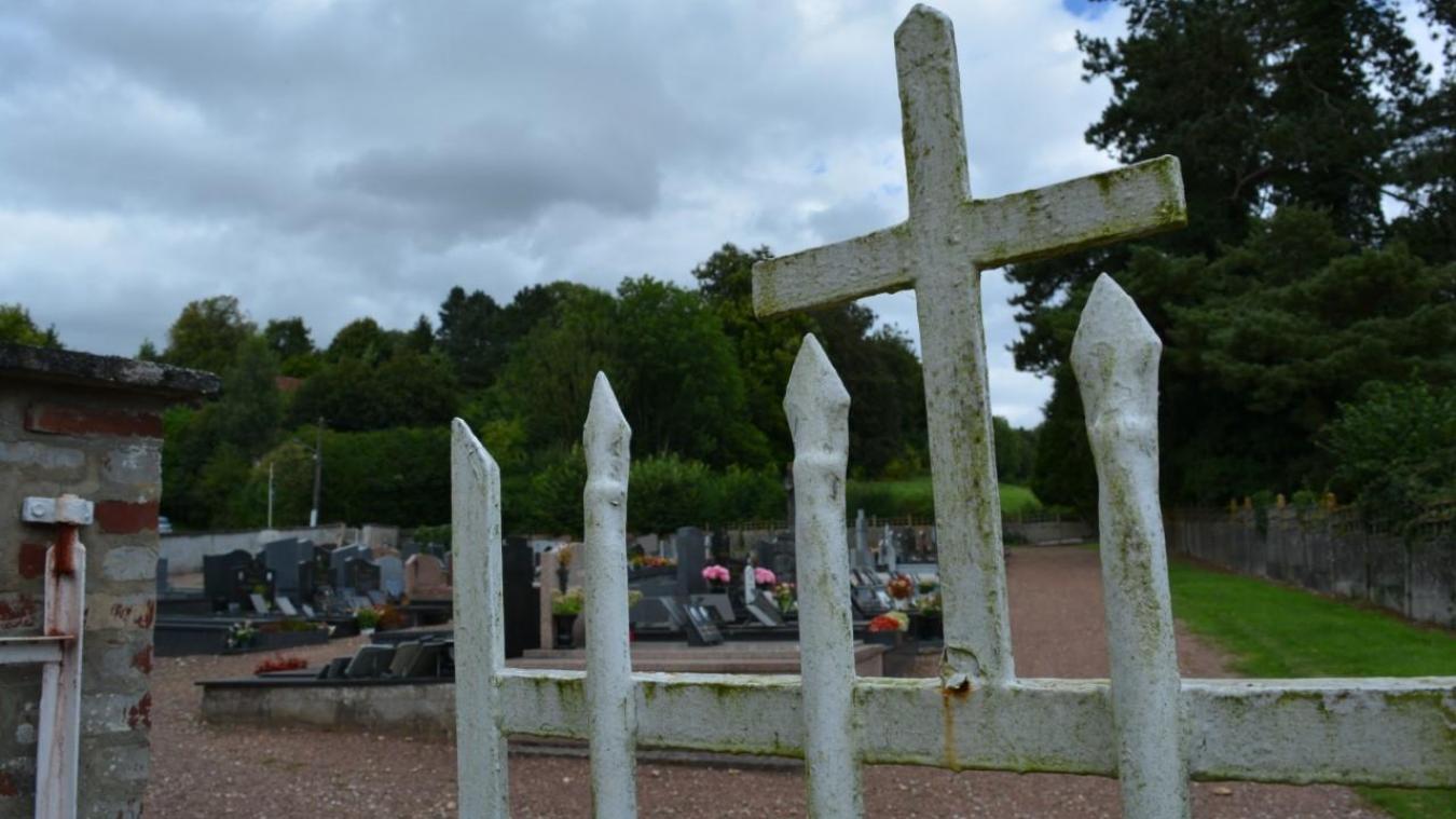 Le cadavre de Romain Gambier a été retrouvé le 16 août 2016 dans l'ossuaire du cimetière de Rollancourt ?