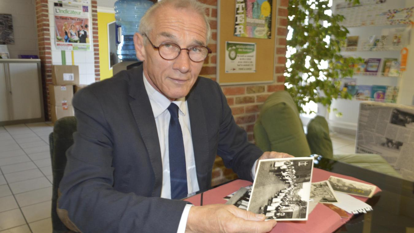 Régis Boulanger a cherché les anciens membres des Baladins.