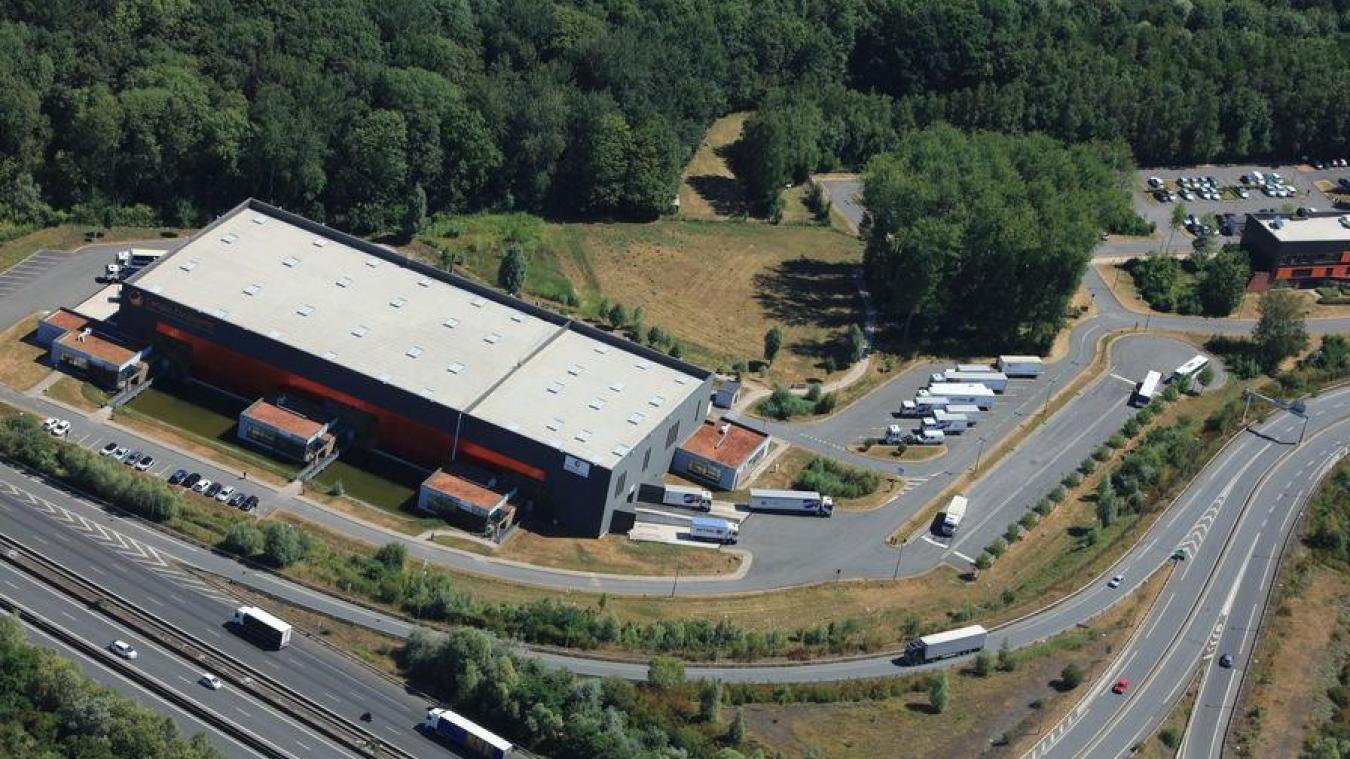 L'entrepôt école sera opérationnel au début de l'année 2020.