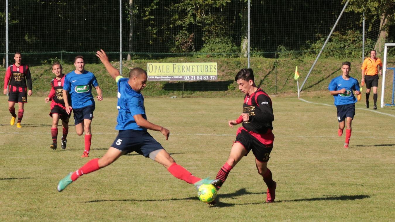 Dimanche 15 septembre, les joueurs de la Haute-Ville ont gagné le droit de jouer le 4 e  tour de la Coupe de France.