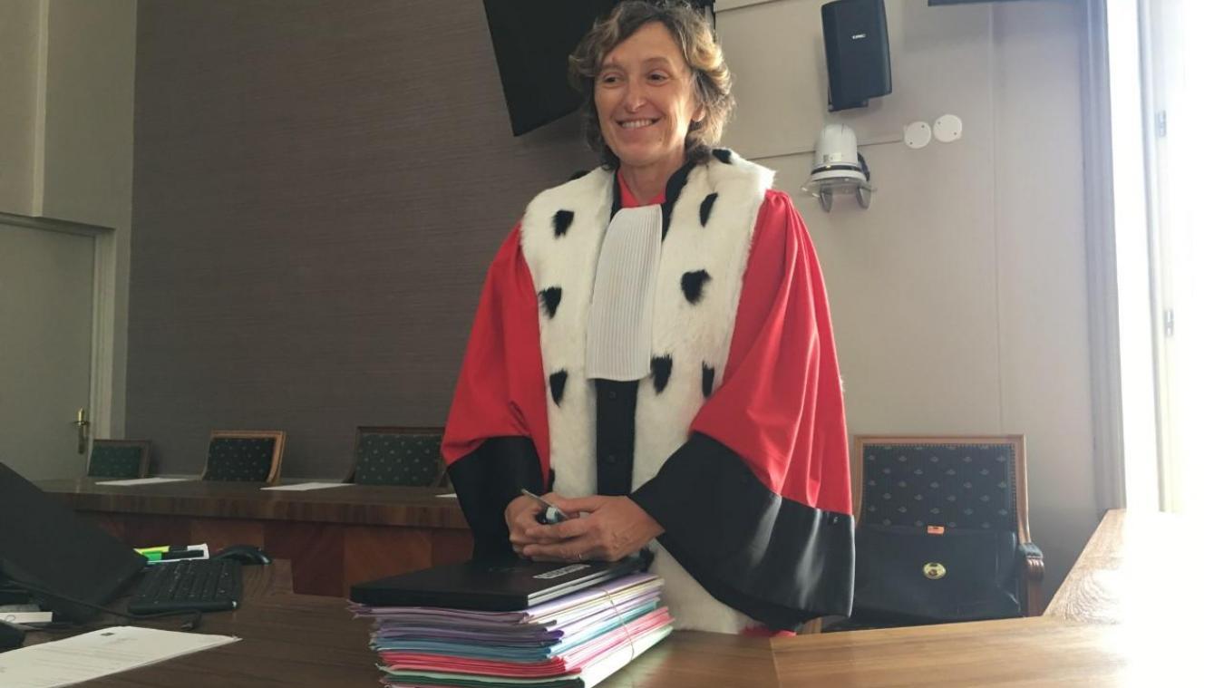 L'avocate générale Frédérique Dubost va présenter à la cour et aux jurés ses réquisitions ce vendredi 20 septembre.