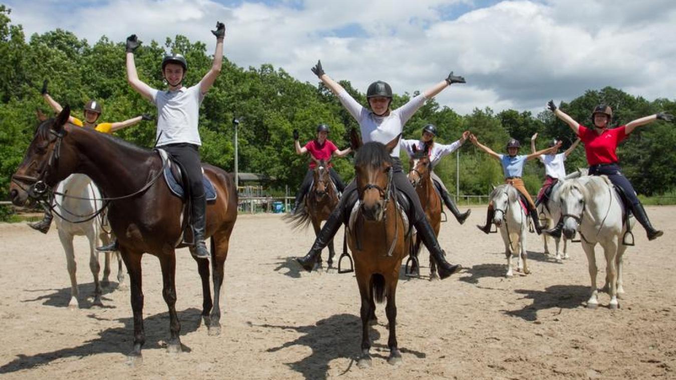 La Capelle : Dimanche, tous à cheval !