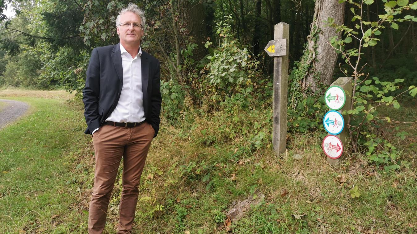 Après des parcours de randonnée et de VTT, la forêt domaniale va proposer pas moins de cinq parcours de trail.