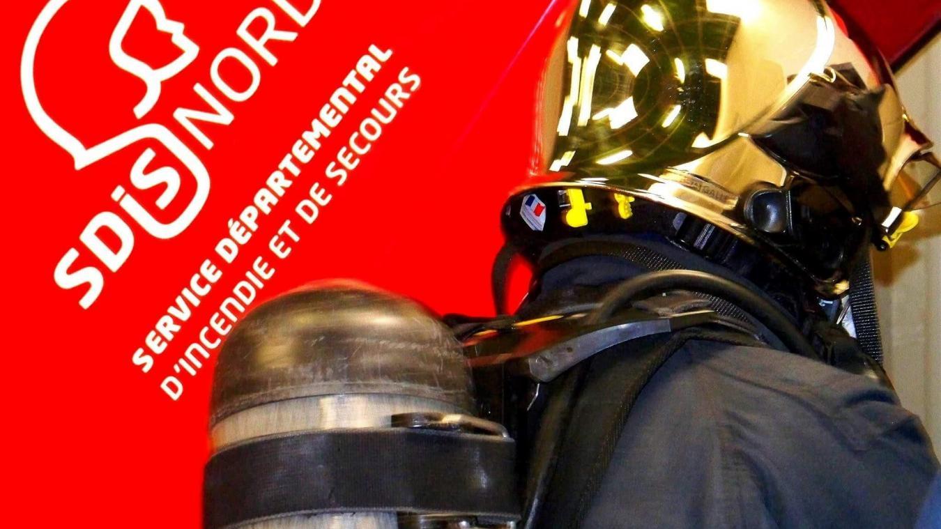 25 sapeurs-pompiers ont été mobilisés pour un feu de voiture, jeudi matin à Socx (photo d'illustration).
