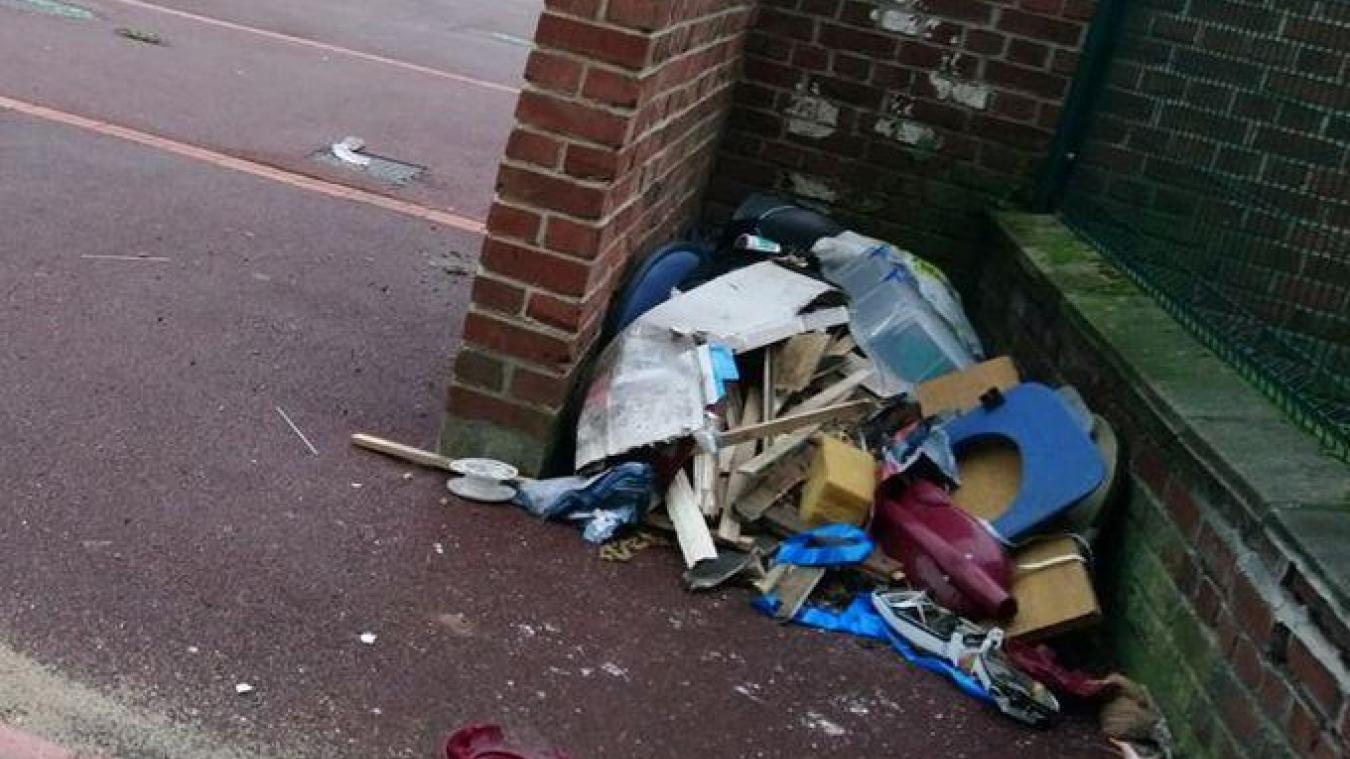 L'opération de nettoyage aura lieu dans six quartiers de la ville.