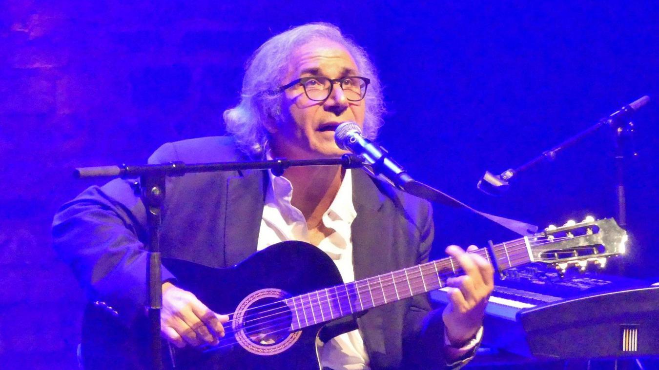 Aussi attachant que talentueux, Fred Zeitoun sera sur la scène de la Corderie, à Étaples, ce samedi 21 septembre.
