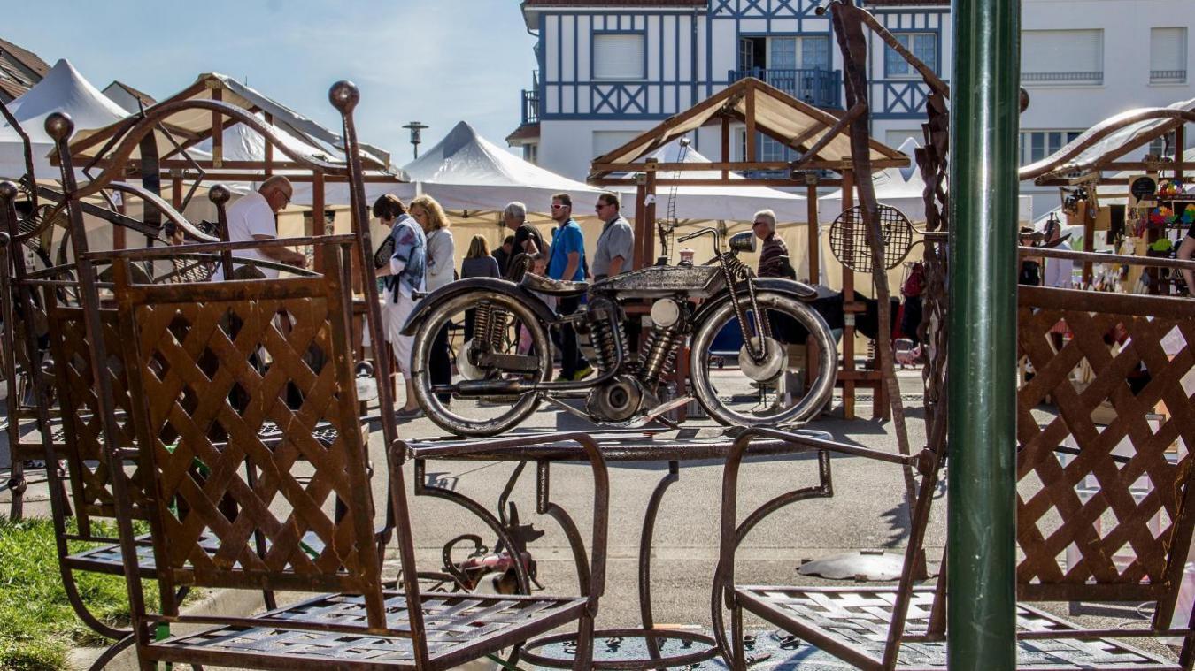 Hardelot : ce week-end, 3e édition des Journées des artisans créateurs