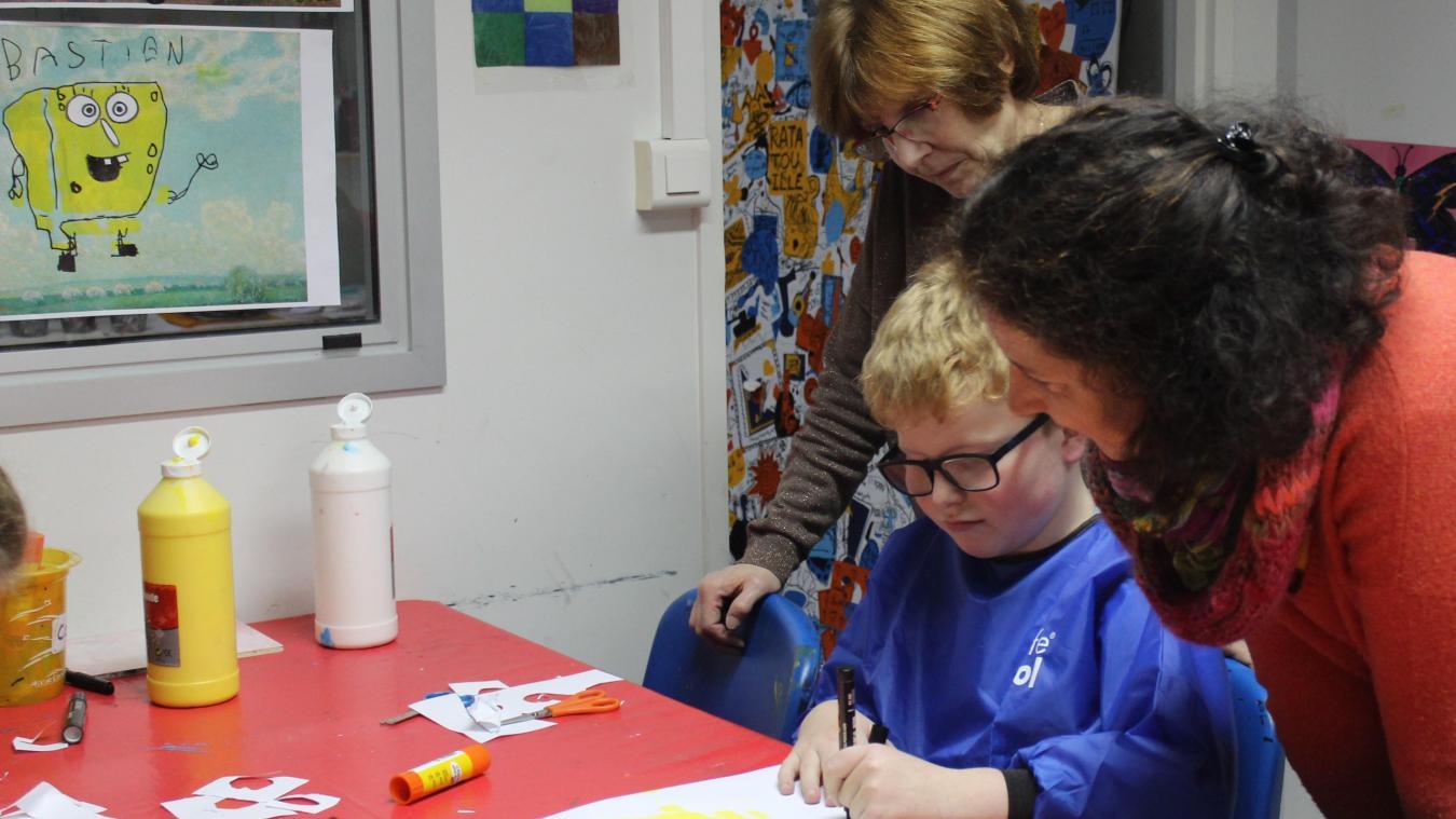 Dès le mois d'octobre, et jusqu'en avril 2020, les enfants auront la chance de travailler sur l'exposition « Vasarely, de l'OP Art au folklore planétaire »