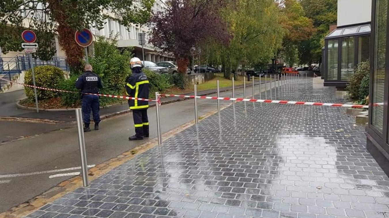Arras : le personnel de la préfecture évacué ce mardi midi
