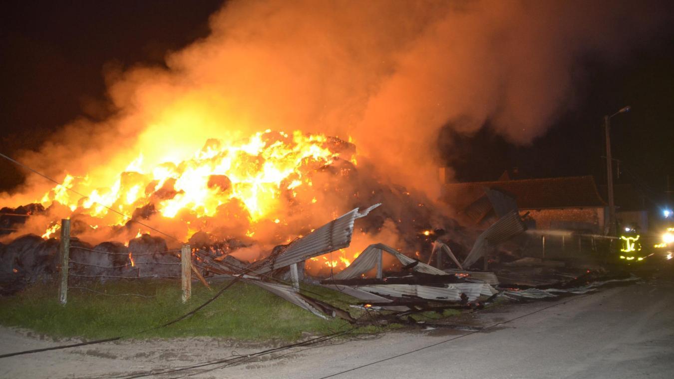 Les incendies du Montreuillois jeudi soir étaient-ils à rapprocher de ceux d'autour d'Aire-sur-la-Lys de dimanche soir  ?