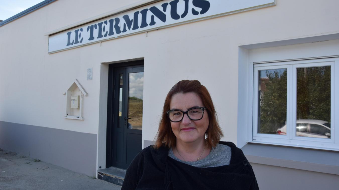 Isabelle Gratia-Lenoir rouvre le Terminus avec la volonté d'en faire un lieu incontournable pour les mariages et fêtes de famille.