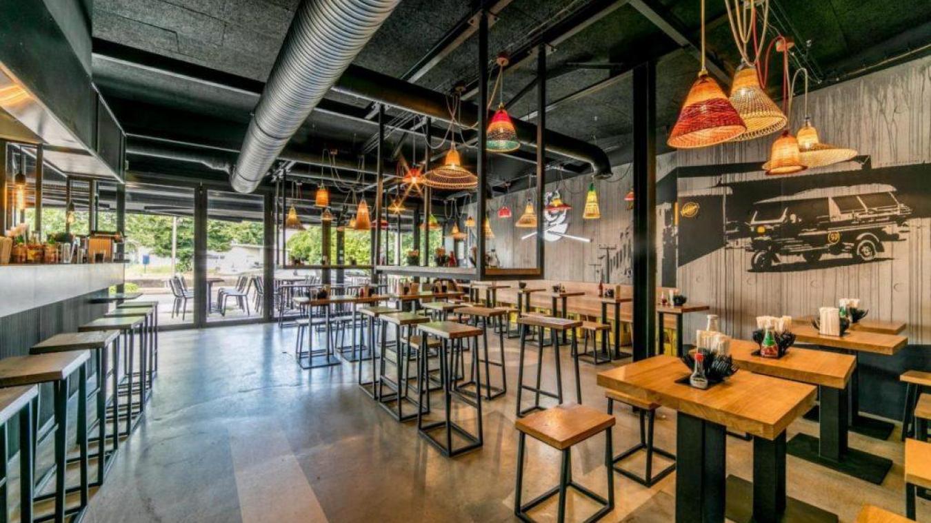 Dans un décor soigné, aux influences industrielles, Pitaya propose une cuisine rapide traditionnelle thaïlandaise. (Photo Pitayaresto.fr)