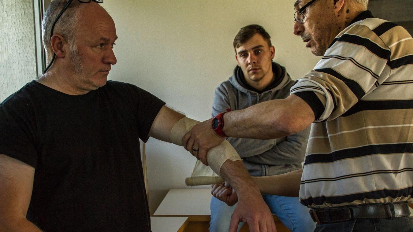 Les bénévoles ont animé de nombreux ateliers sur la Côte d'Opale depuis le début de l'année pour former aux premiers gestes de secours. Ils ont désormais un local dédié, au Portel.