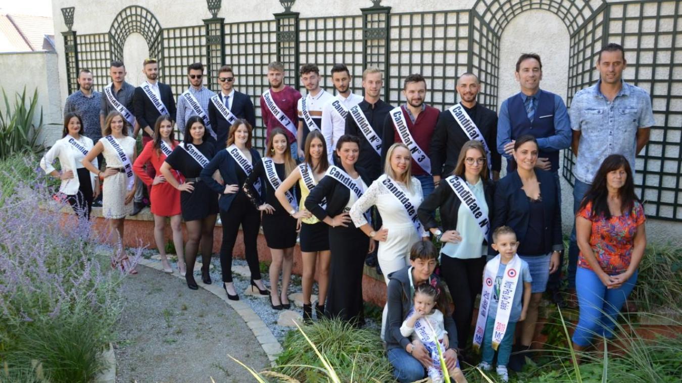 Les 21 candidats inscrits dans ces deux élections rêvent tous d'emprunter la même route que Margaux Deroy, sacrée Miss Prestige nationale en 2015.