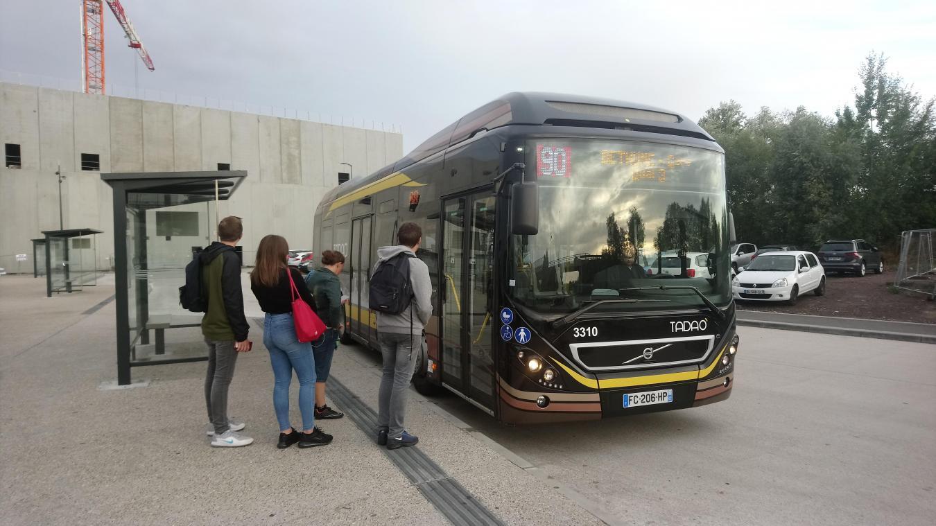 Les bus bientôt gratuits partout?