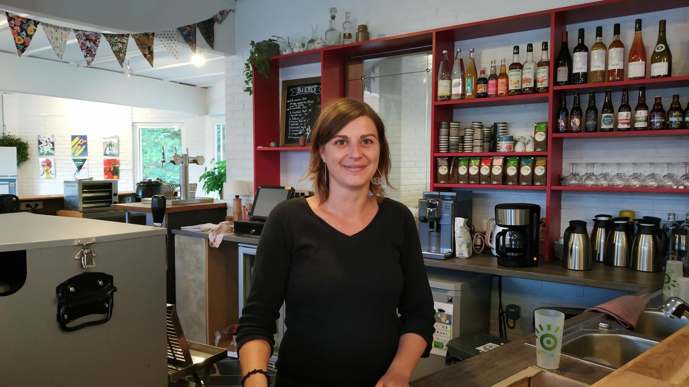 La Maison des projets pilotée par Marie Forquet propose un petite restauration soupe-tartine-planche accompagné de boissons, le tout local et parfois bio.