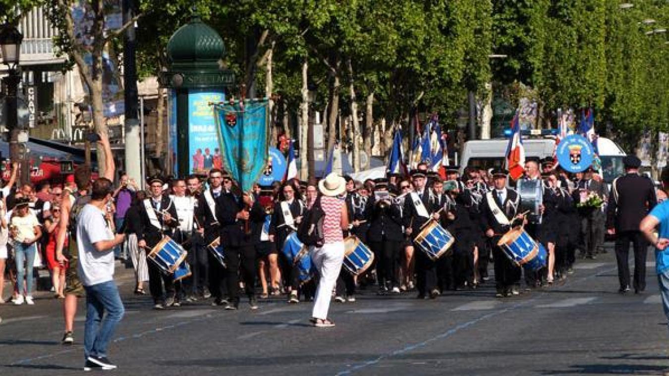 L'Harmonie défilera une nouvelle fois dans les rues de la capitale. Photo: harmonie Avenir.