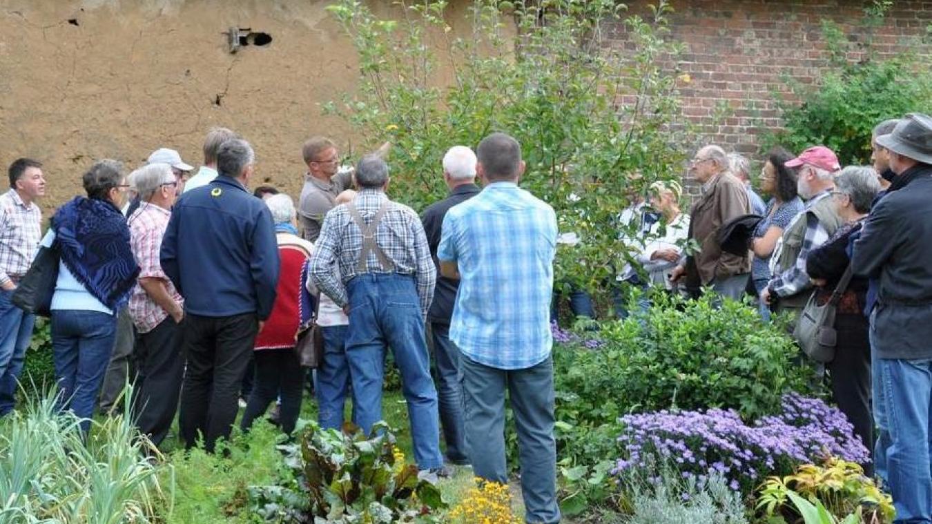Chaque année, des ateliers permettent de réunir les amateurs de jardin et de nature.