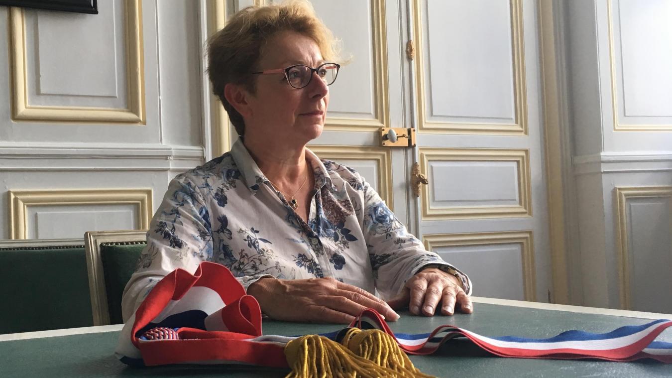 Sylvie Brachet va abandonner son écharpe de maire. « 12 ans, c'est beaucoup. »
