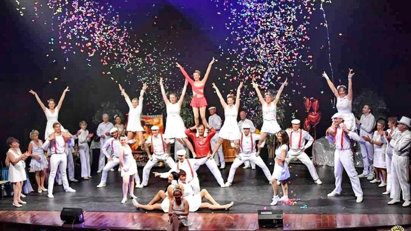 Le Skydance Show est également à l'affiche