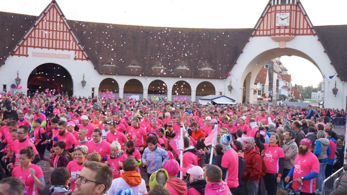 Le départ sera donné à 10h ce dimanche 6 octobre sur la place du Marché du Touquet