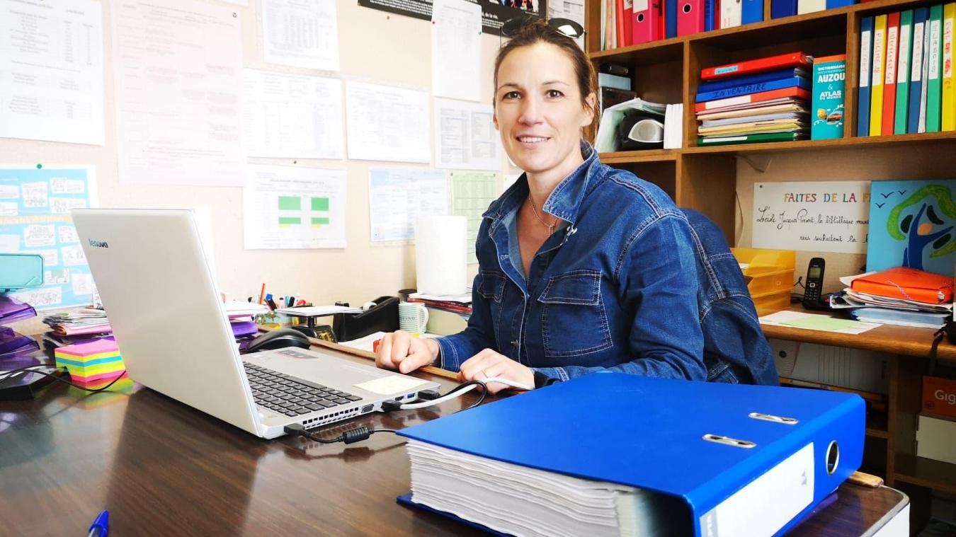 Aix-Noulette: l'école Prévert accueille une nouvelle directrice