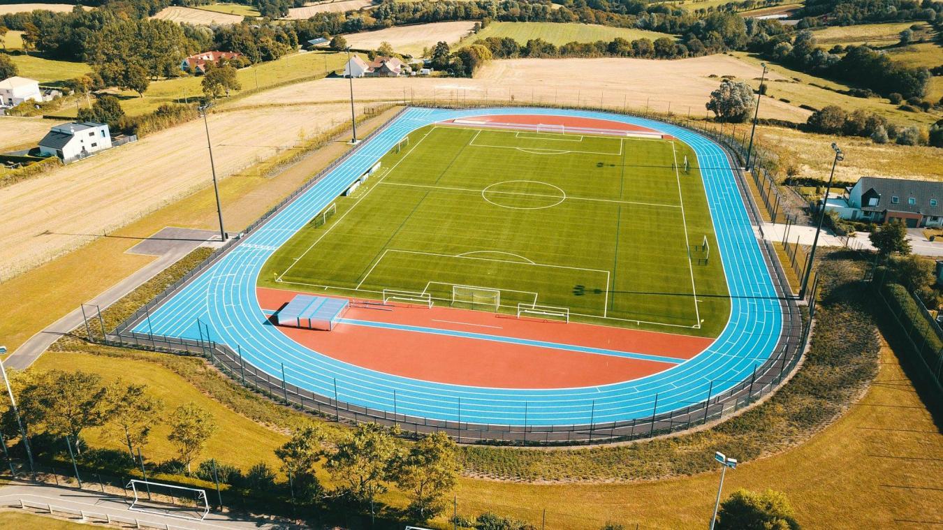 Football et athlétisme viendront inaugurer la piste et le terrain Roger Latry le 5 octobre.