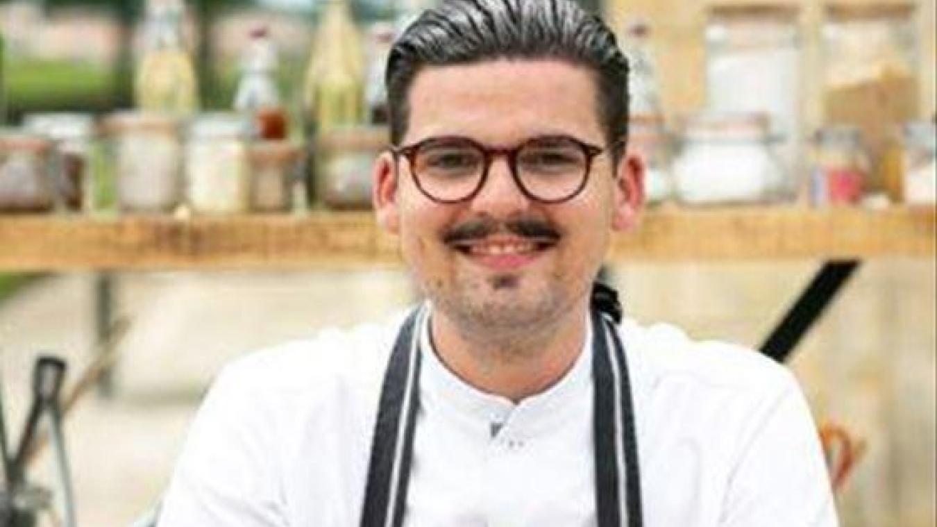 Busnes : Camille Delcroix, de Top Chef, sort un livre