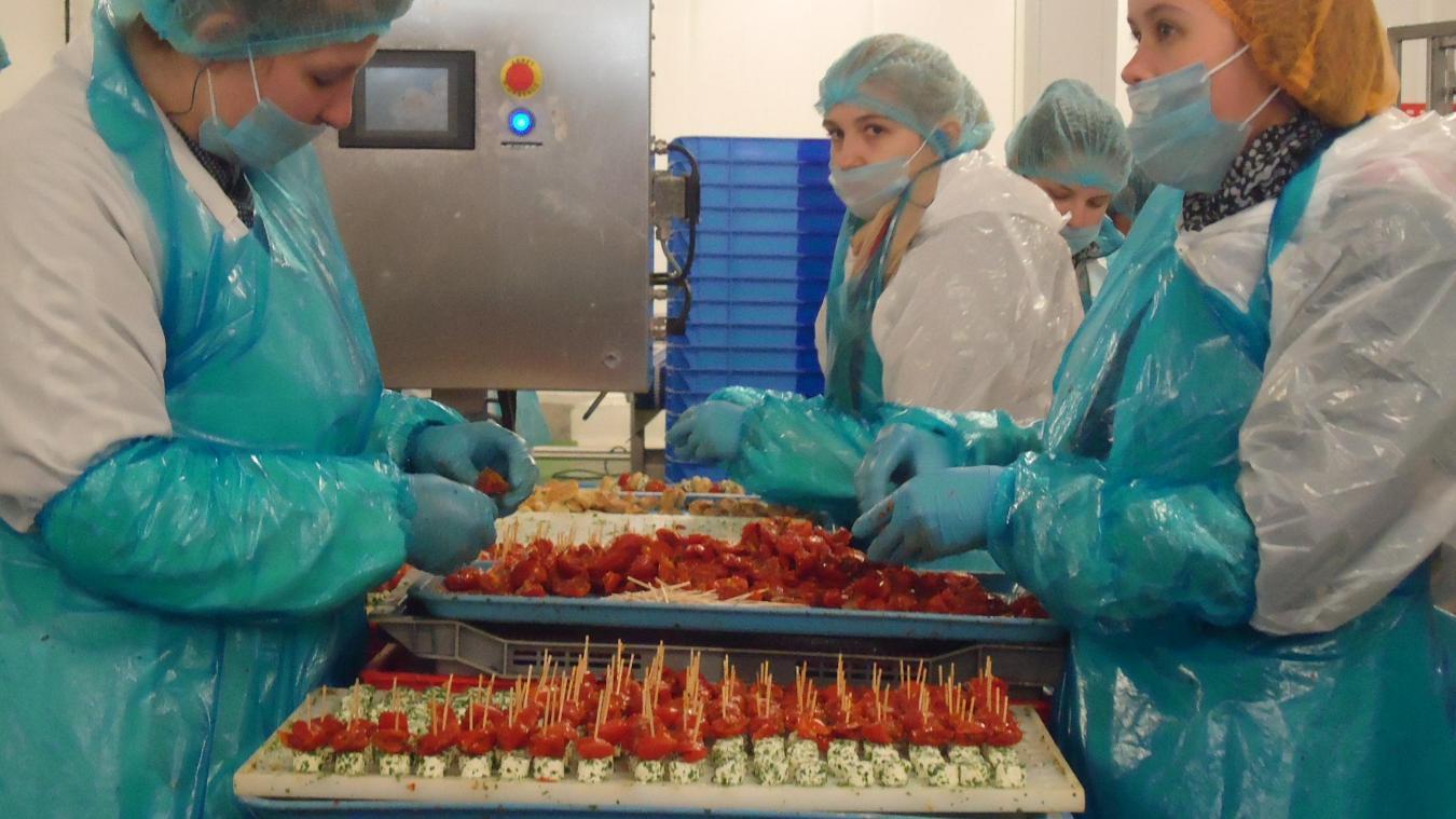 Des postes d'ouvriers agroalimentaire dans le secteur d'Aire-sur-la-Lys sont à pourvoir très rapidement. (Photo illustration)