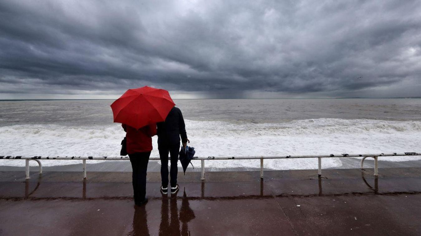 Il est tombé deux fois plus de pluie en septembre que l'année dernière sur la Côte d'Opale.