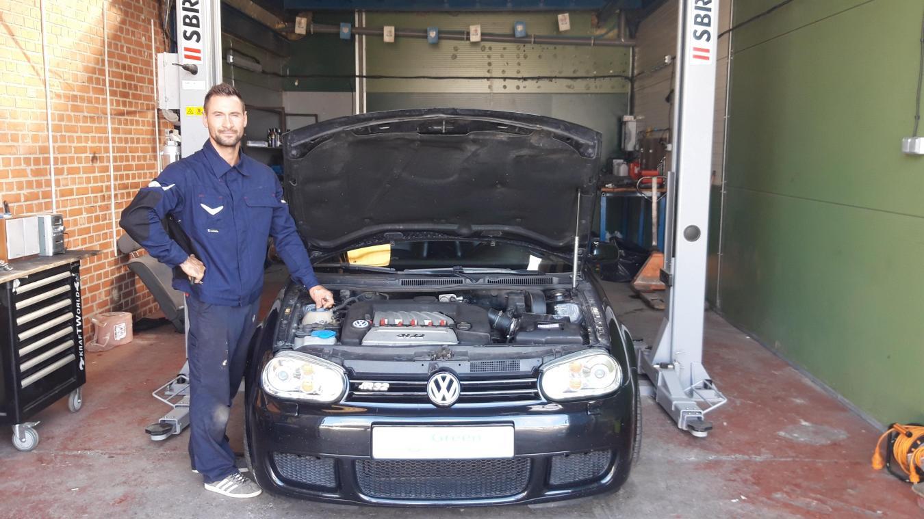 Le Garage GreenFuel de Méteren : du nouveau et du jamais vu !