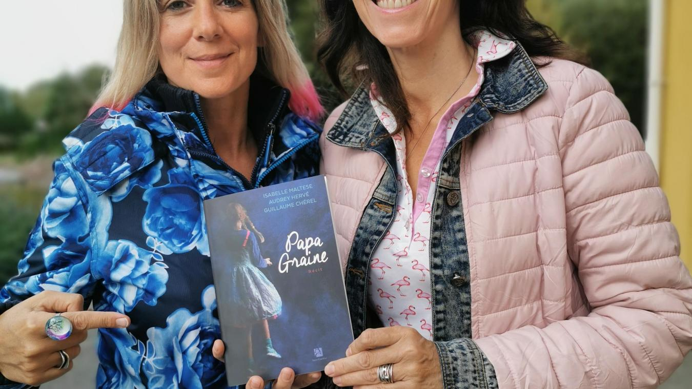 Audrey Hervé et Isabelle Maltese sont Stelliennes le week-end. C'est dans la station qu'elles se sont mariées le 13 septembre 2014