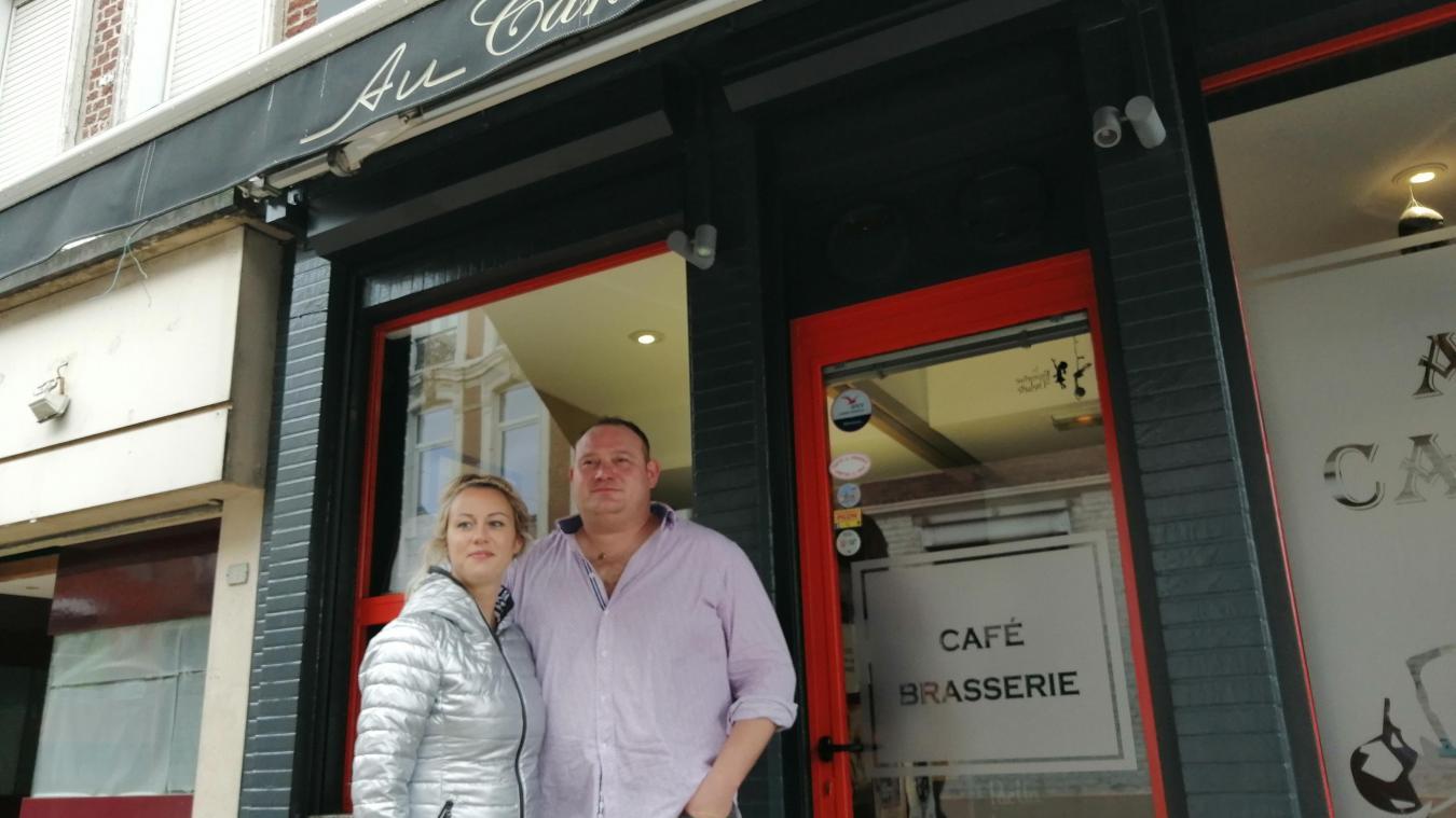 Hélène Baudrenghien et Thomas Brame ouvrent Le Tiger d'ici le 10 octobre. Hélène Baudrenghien sera la gérante.