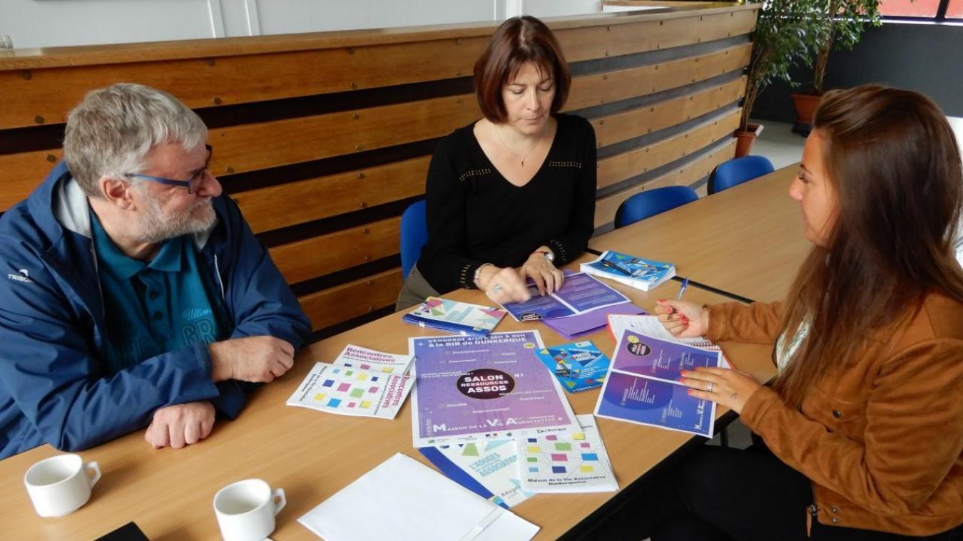 La Maison de la vie associative dunkerquoise donne rendez-vous aux associations du Grand Dunkerque à la B!B. L'objectif est de leur donner toutes les clés pour réussir leurs projets.