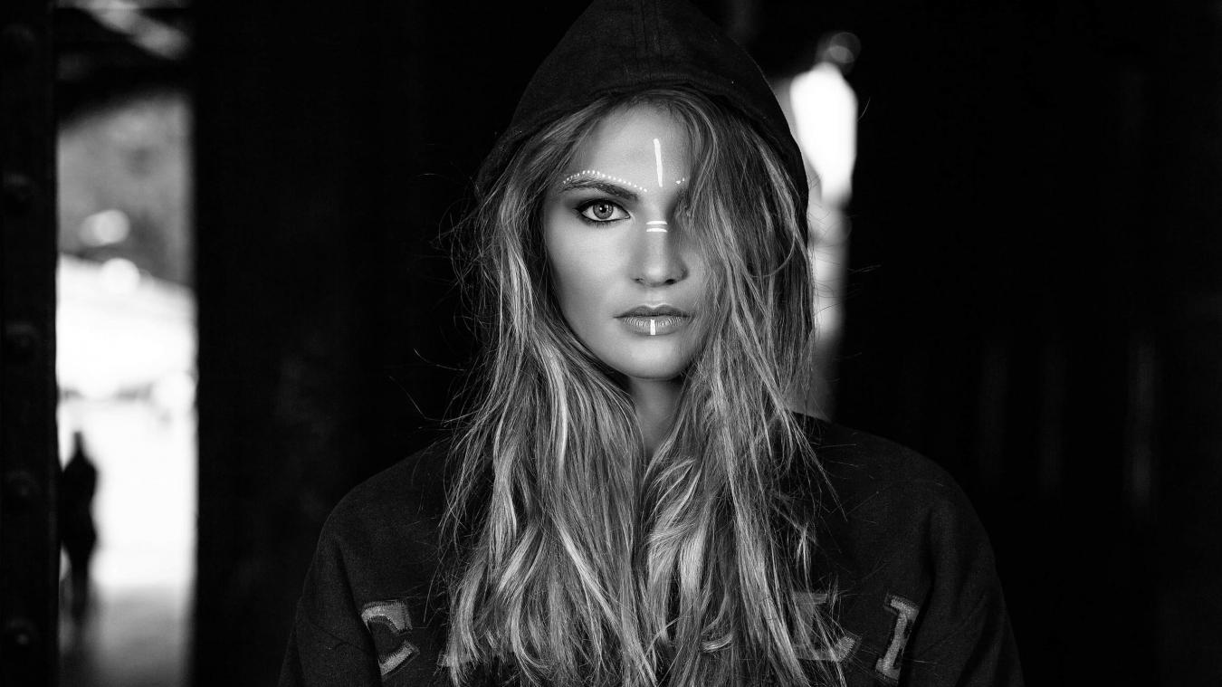 La Desvroise Orianne Van Quekelberghe est aujourd'hui mannequin professionnel.