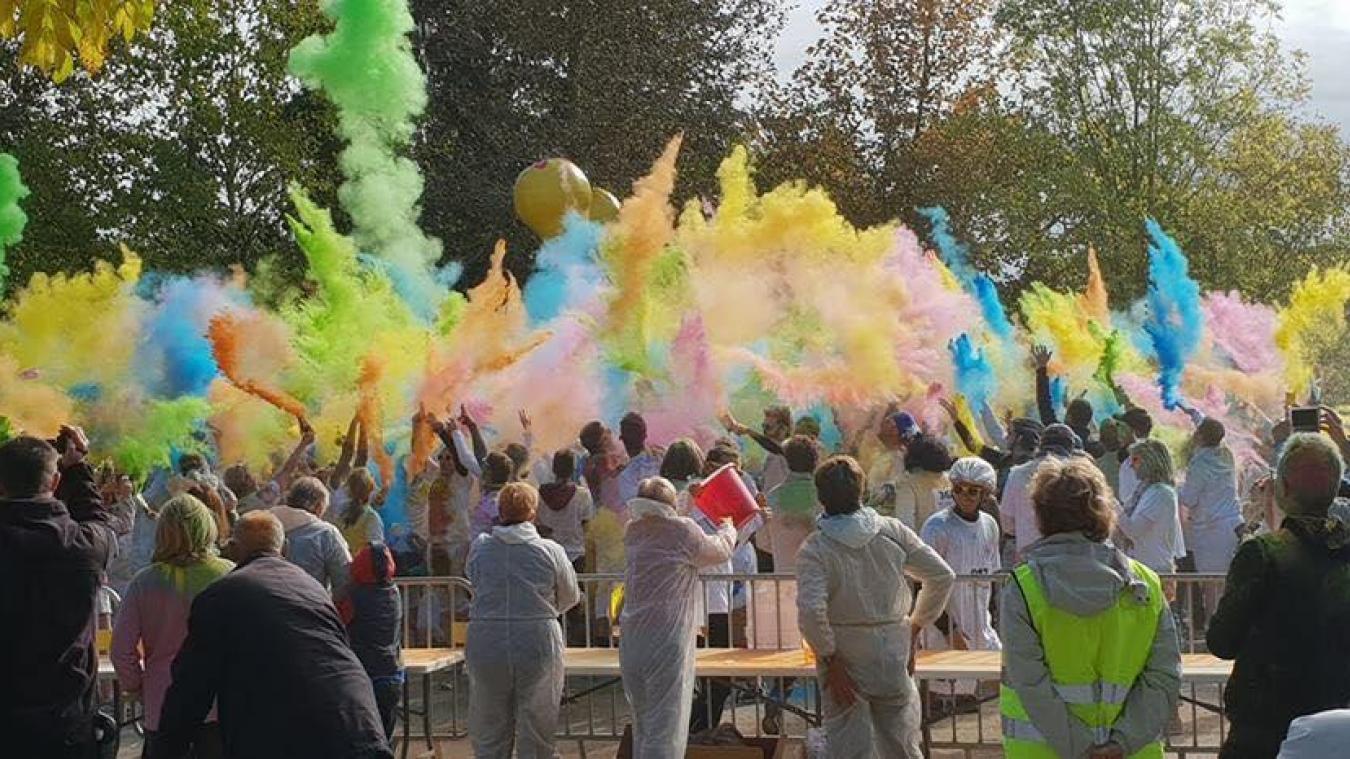 Le Trialys color devait avoir lieu ce dimanche 6 octobre.
