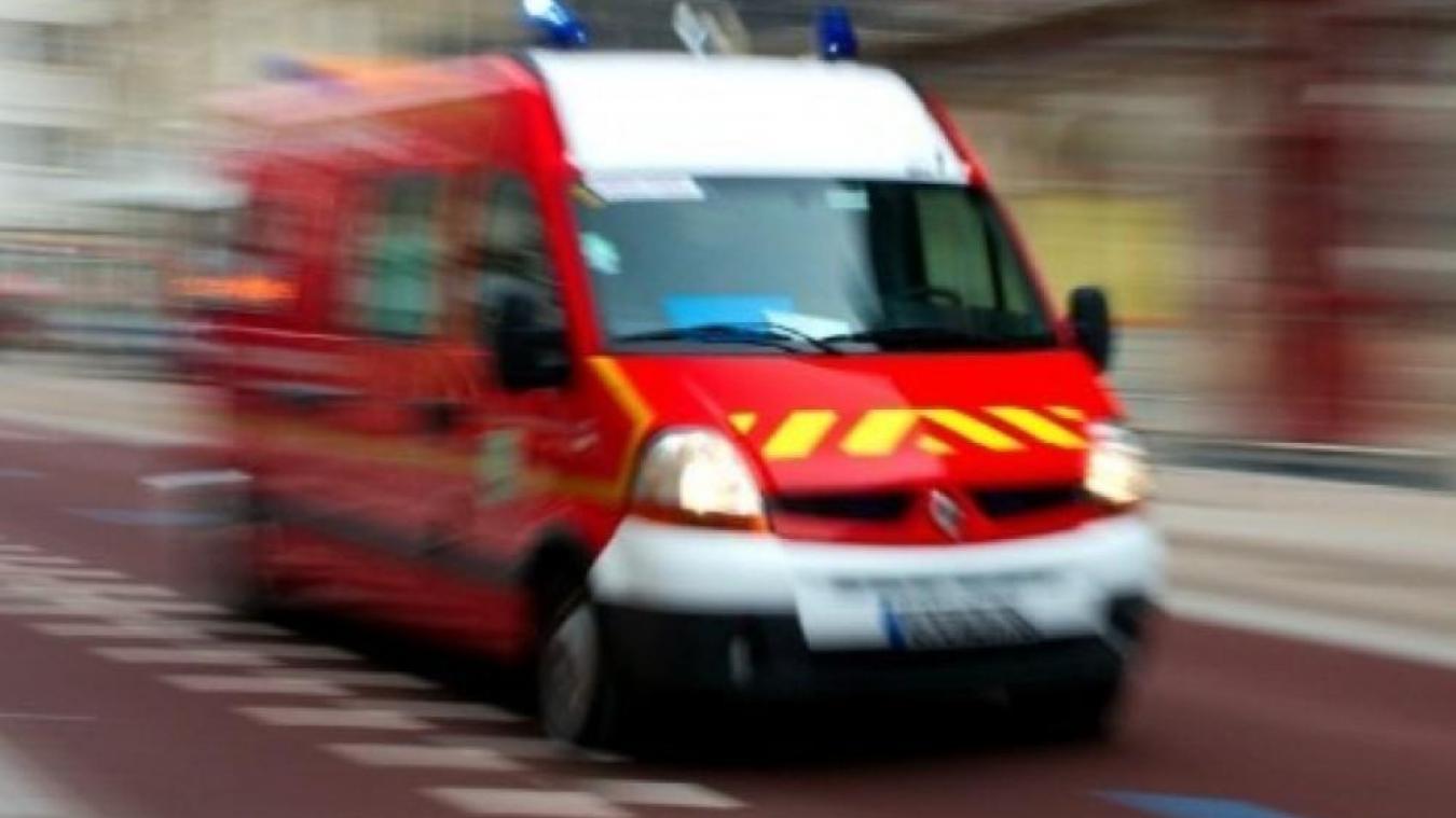 L'accident a eu lieu à 16h36. (Photo d'illustration)