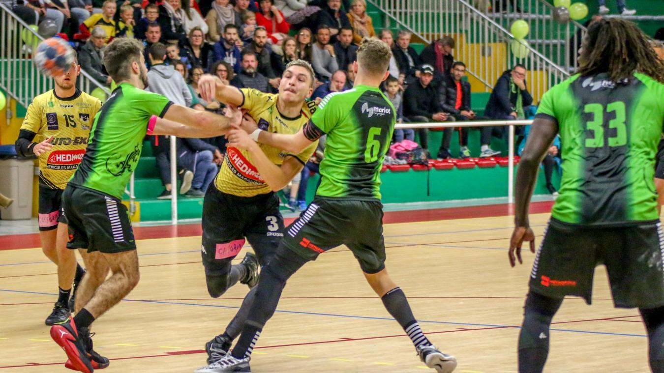 Edwin Boitte espère que le HBH renouera avec la victoire le 5 octobre contre Savigny.