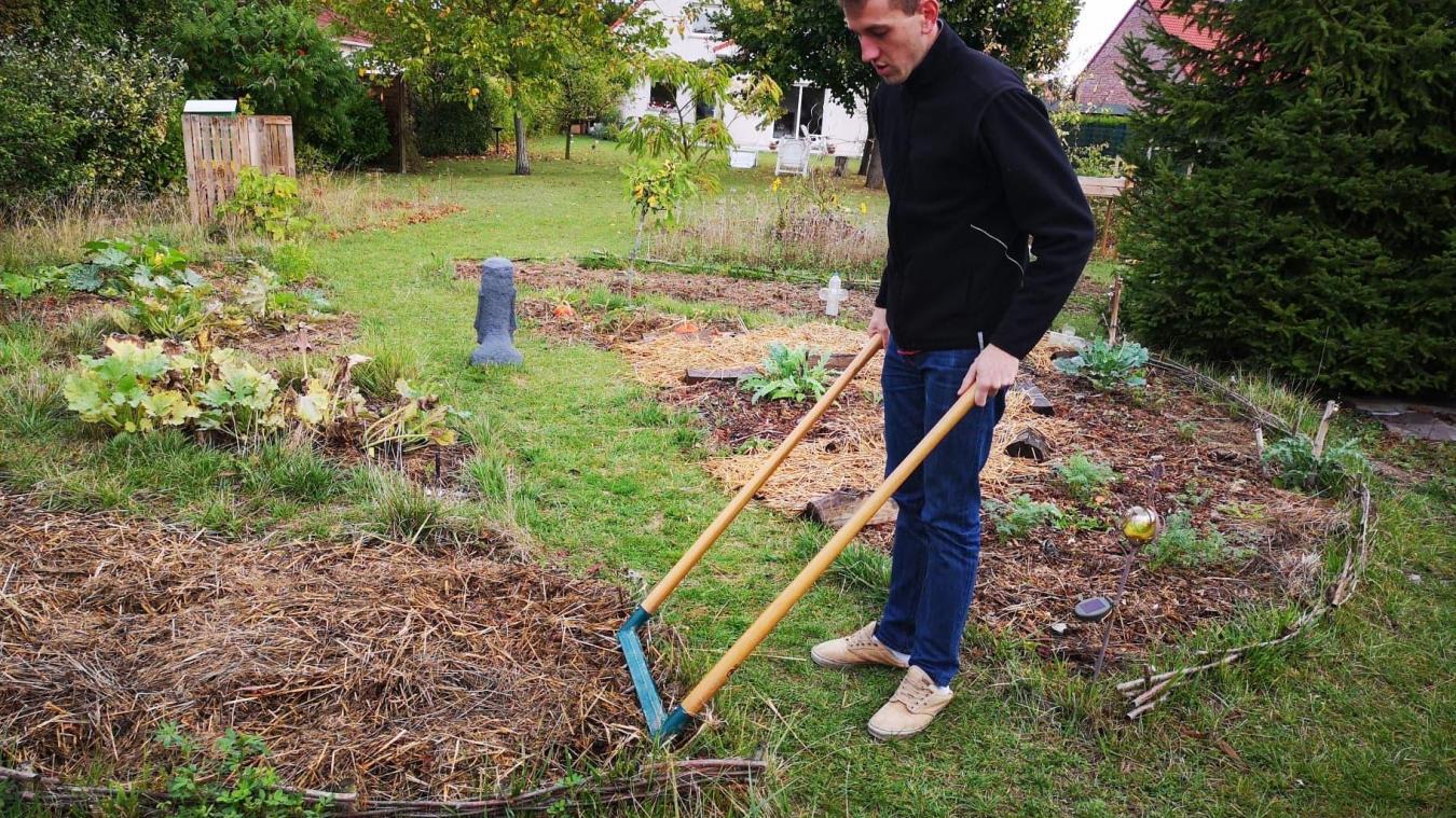 Aix-Noulette : Valentin Mouronval : «Je travaille avec la nature, pas contre elle»