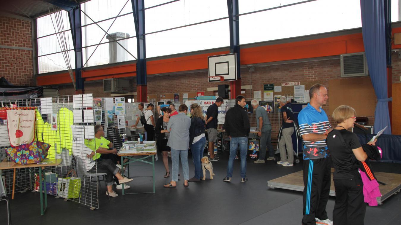 De nombreuses associations seront présentes le samedi 5 octobre, au complexe sportif de la commune.