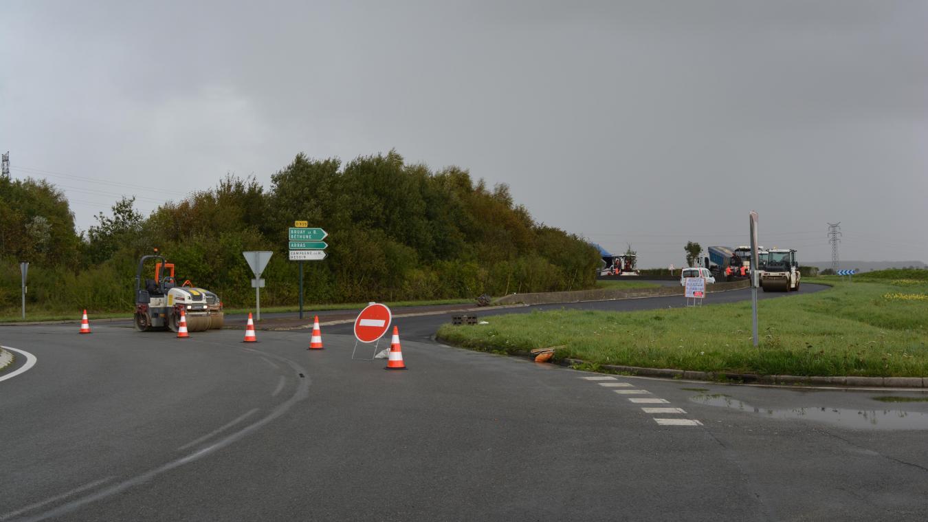 Montreuillois : la départementale 939 rouvre ce vendredi
