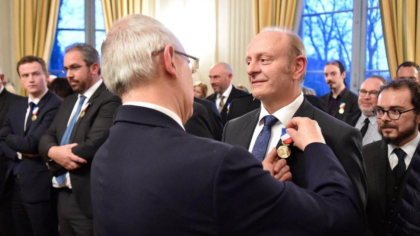 Vimy : Jacques Larivière est candidat à sa succession