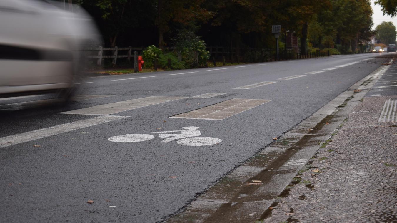 C'est en agglomération que les pistes cyclables seront gérées par le Département.