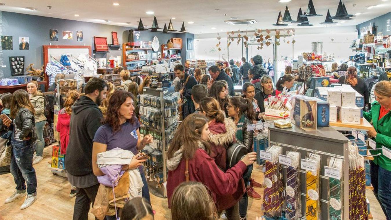 Découvrez comment postuler pour la boutique Harry Potter qui va ouvrir à Cité Europe Calais