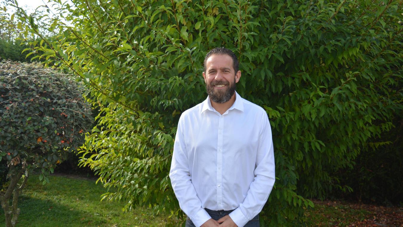 Frédéric Dreze, âgé de 42 ans, vit à Labourse depuis 1998.